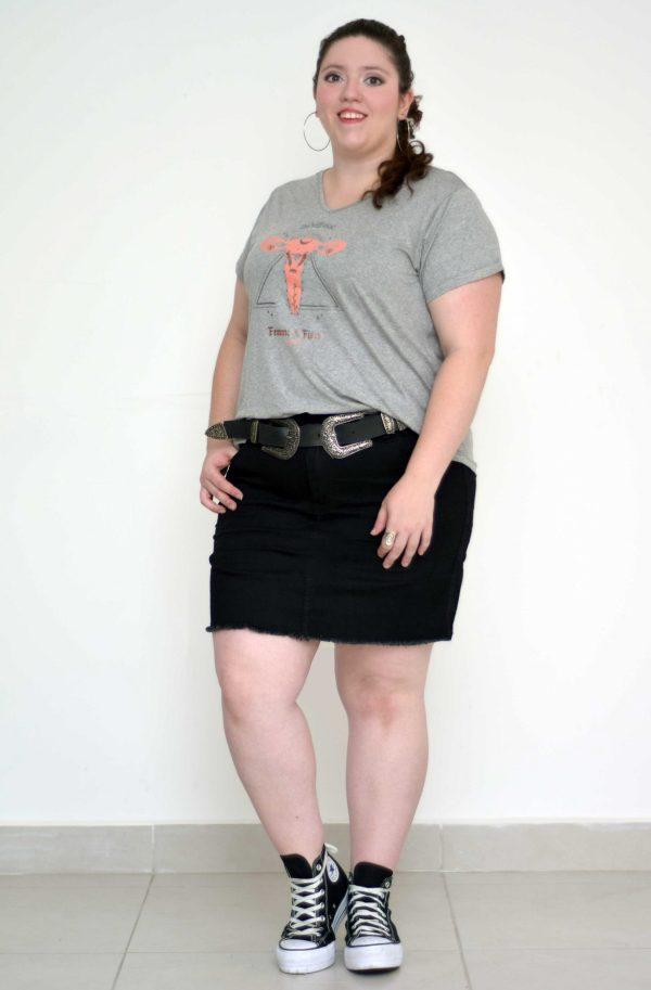 saia-jeans-preta-fact-blossoms-plus-size
