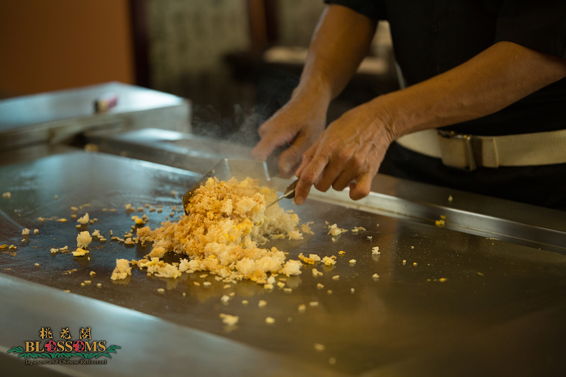 Teppanyaki Blossoms Restaurant Aruba