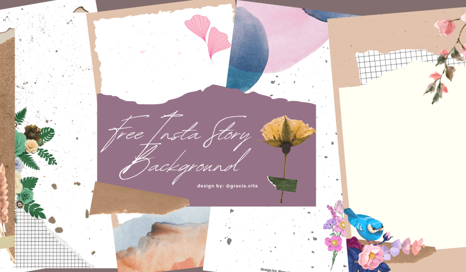 Free Insta Story Background - Rustic Theme