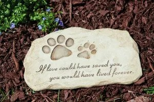 Pet Memorial Gifts That Will Help Ease the Pain of Pet Loss