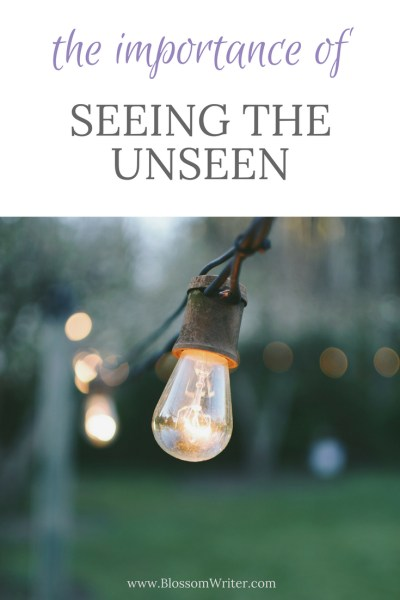 Pinterest The Importance of Seeing the Unseen