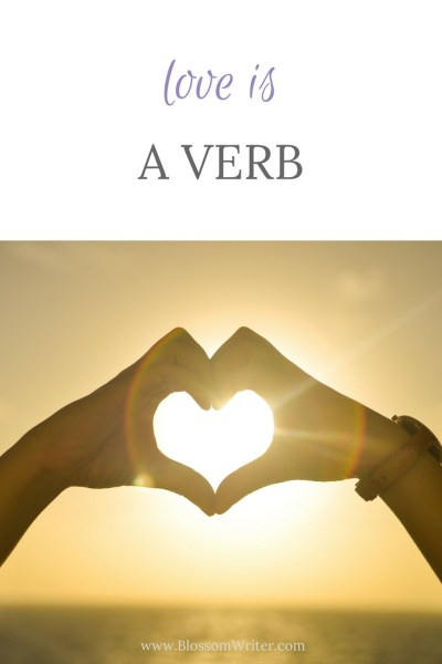 Pinterest Love Is A Verb