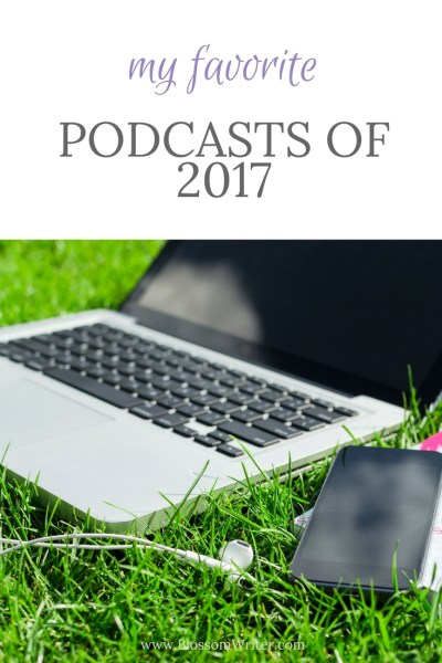 Pinterest My Favorite Podcasts of 2017