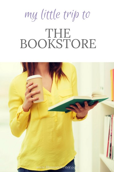 Pinterest My Little Trip To The Bookstore