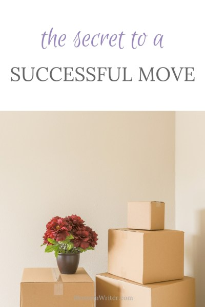 Pinterest The Secret to a Successful Move