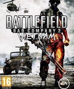 BATTLEFIELD 2 BAD COMPANY VIETNAM DLC