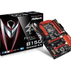 Fatal1ty B150 Gaming K4(L1)