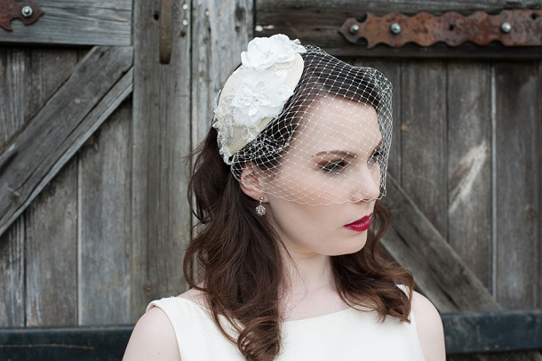 20 Off Birdcage Veils And Bridal Accessories From Lily
