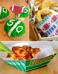 Football Idea of The Day: Free Super Bowl Printables