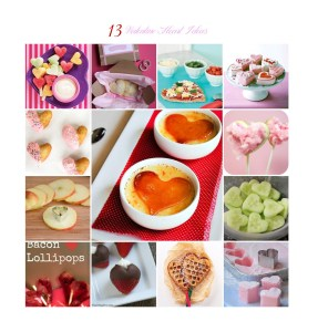 13 Heart Shaped Foods for Valentine's Day