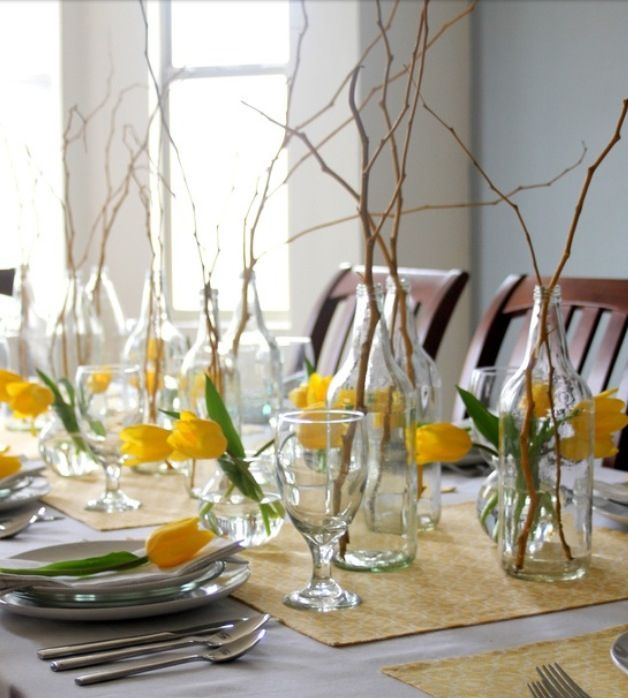Spring Wedding Centerpiece Ideas: Inspiration Of The Day