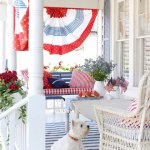 Lovely and Festive 4th of July Decor!