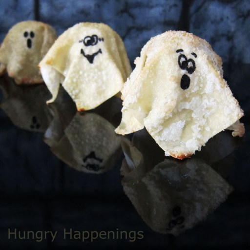 Adorable Ghost treats