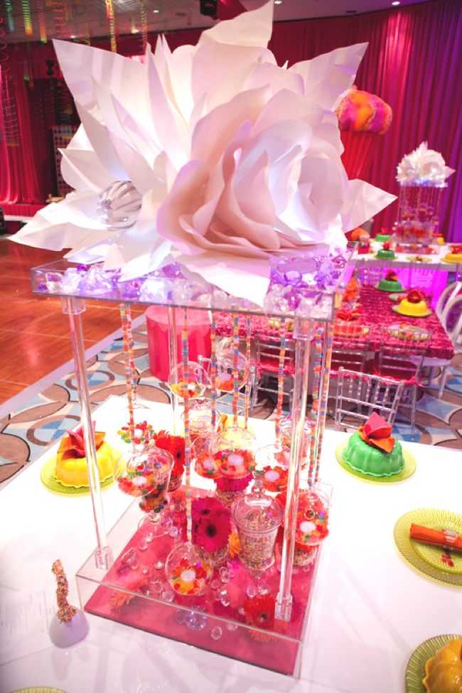 Sweet shoppe goodies it s a candy party b lovely events
