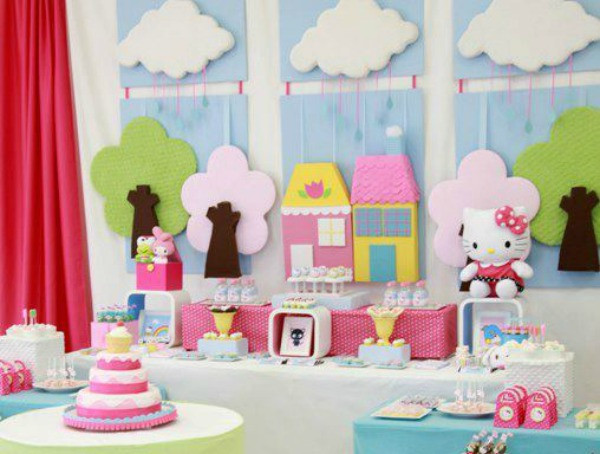 Hello Kitty Party Perfect For A Sweet 16 B Lovely Events