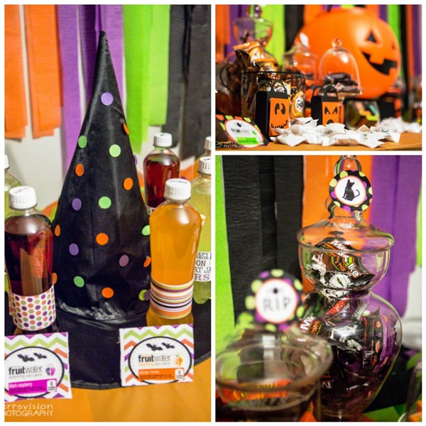 Fun Halloween Party!-B. Lovely Events