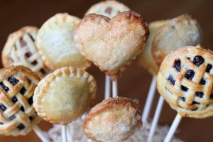 Heavenly Pie Pops!