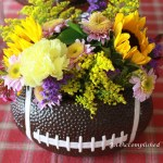 Football Party Centerpieces!