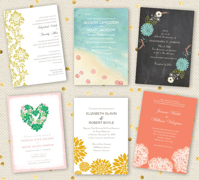 Email Wedding Invitations Free: Giveaway From Greenvelope!