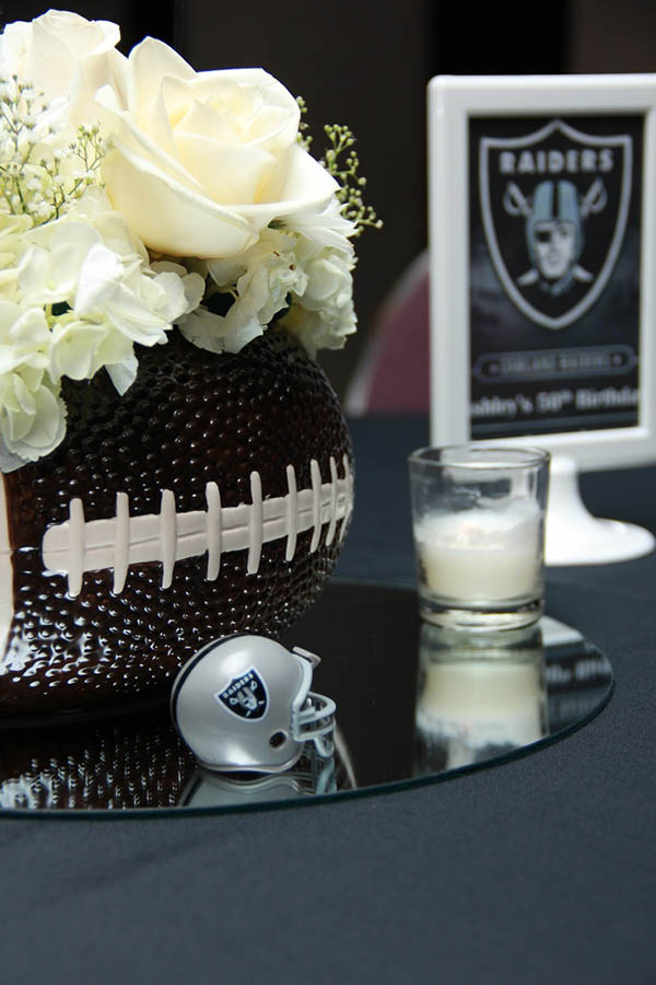 Football Centerpieces For Game Day B Lovely Events