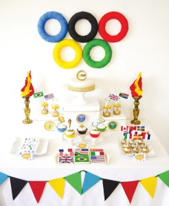 Olympic Parties!