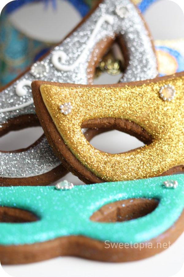Mardi Gras Cookies!