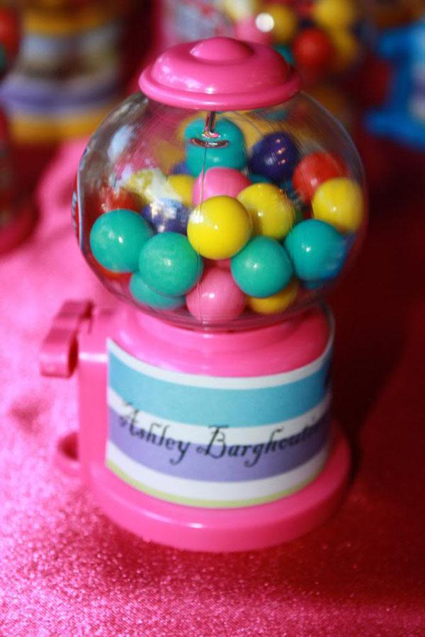 Bubble Party Favors