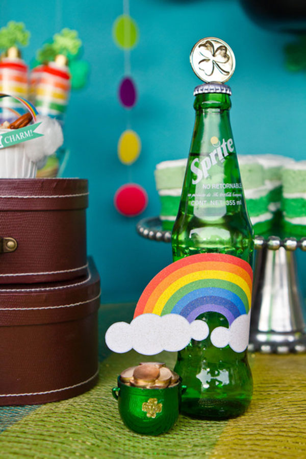 Oh my goodness, this is so lovely for St. Patrick's day