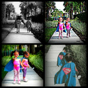 Supergirl! {Girls Super Hero Party!}