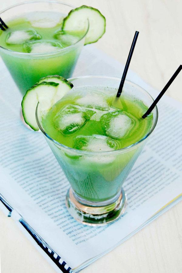Cilantro Lime Margaritas!