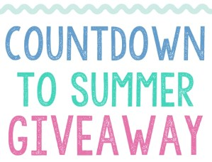 Summer Countdown Giveaway
