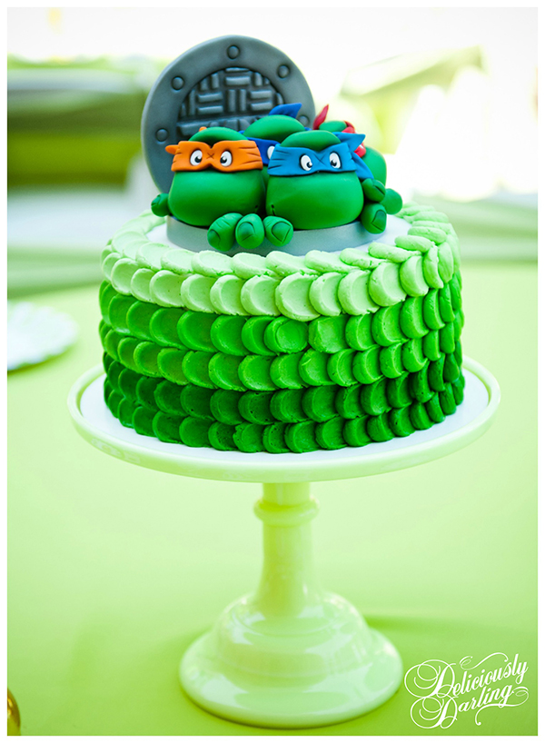 Cowabunga Teenage Mutant Ninja Turtles Party Ideas B Lovely Events