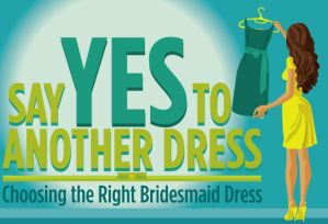 Choose The Right Bridesmaid Dress!