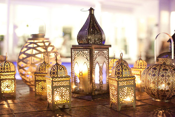 10 Lantern Ideas We Adore! - B. Lovely Events