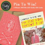 Pin It To Win It Contest!