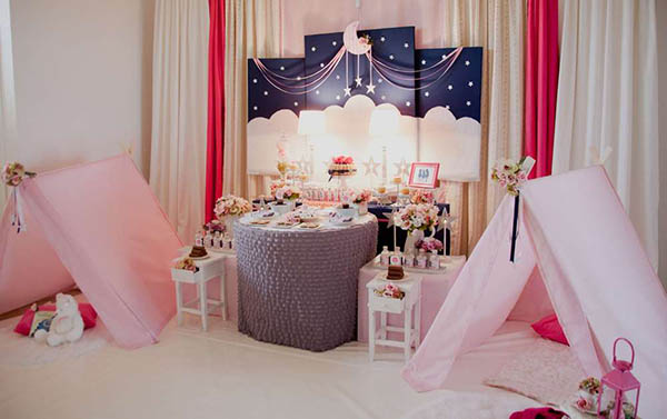 Darling Glamping Party!