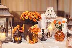 Candle Centerpieces To Die For!