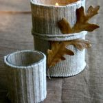 Sweater Candles! {Our New Obsession!}