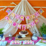 {So Cute!} Glamping Party Ideas!