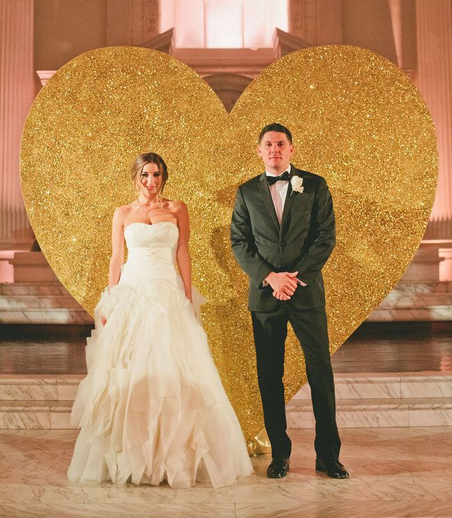 Gold glitter Photo backdrop