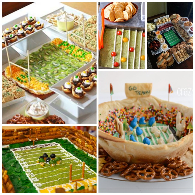 Football Super Snack Stadiums