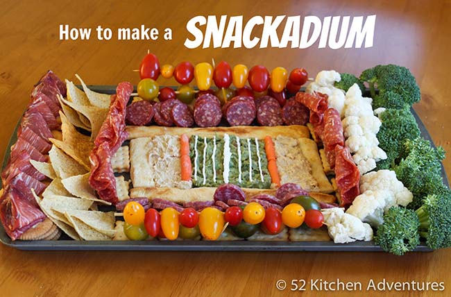 Meat and cheese Football snack stadium
