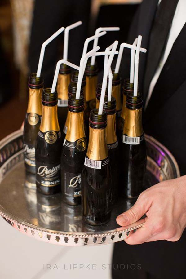 fabulous Way To Have Champagne at a party