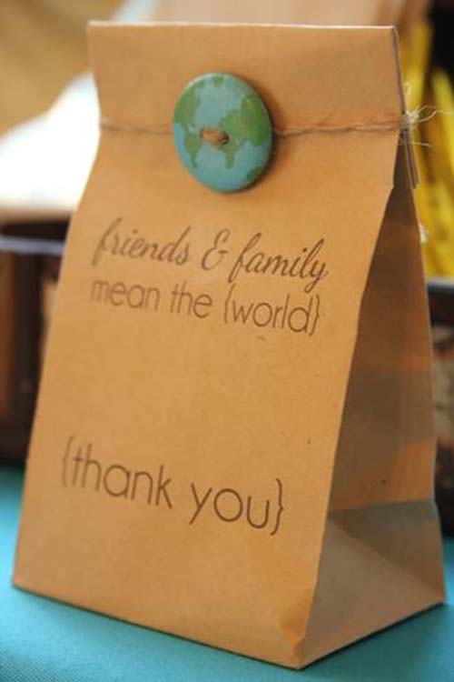 welcome to the world baby shower favors