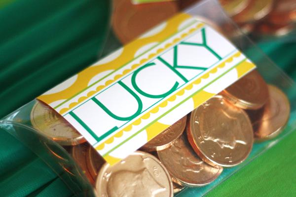 Lucky You! {Lucky Free Printables}