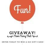Giveaway From Fancy That!