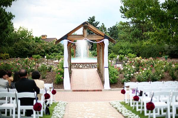 Hudson gardens wedding garden ftempo for Hudson gardens concert schedule