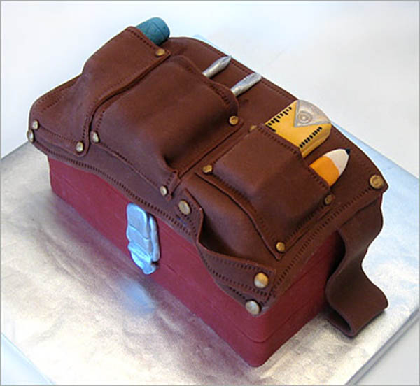 Awesome tool Cake For Father's Day!