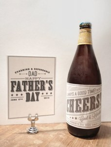 Beer Ideas For Dad!