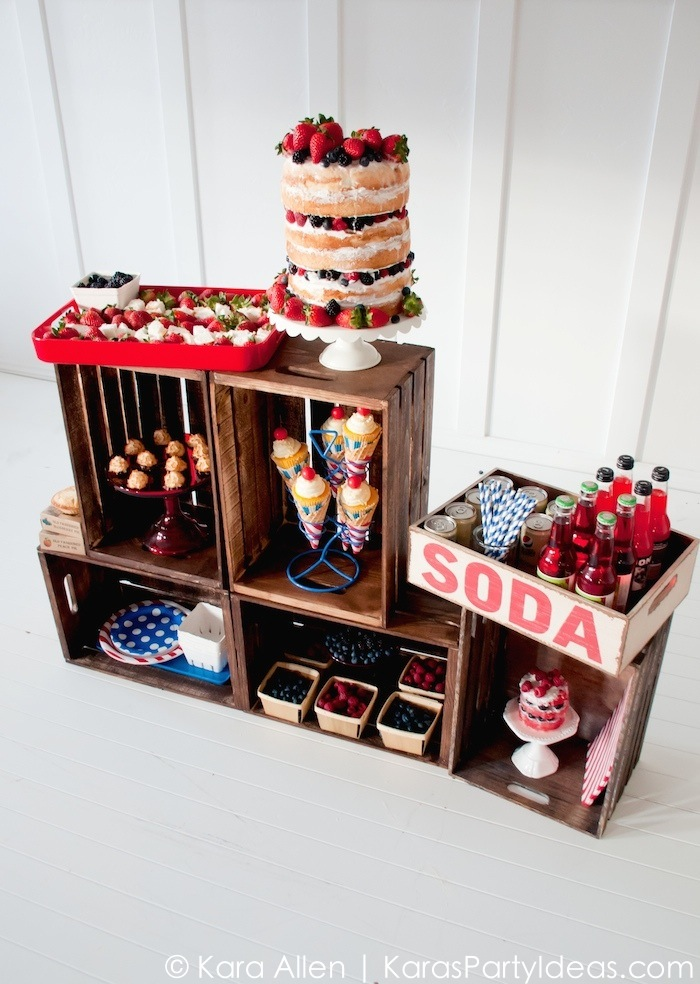Adorable 4th of July Party!